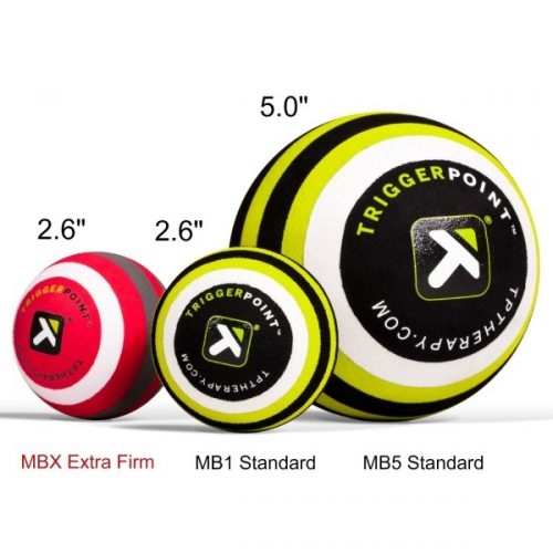 TRIGGERPOINT 3MBX 2.5 Inch Massage Ball