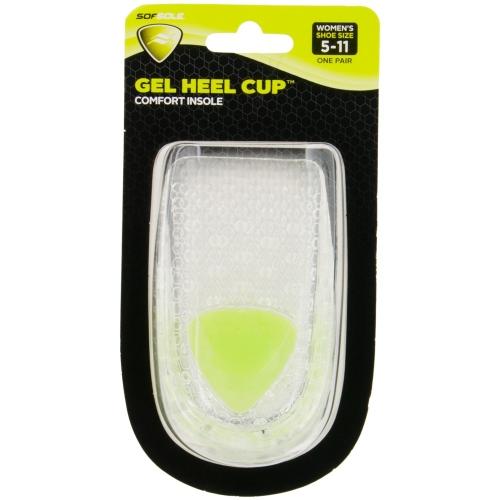 ss gel heel cup W