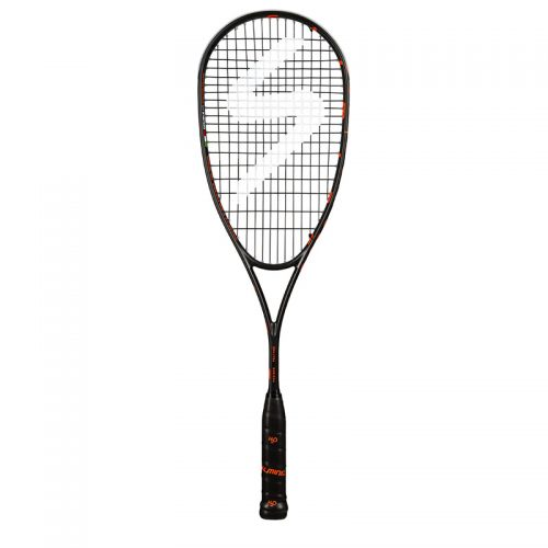 salming_fusione_feather_racket_black_orange